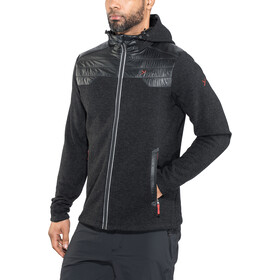 Yeti M's Coon Tecnowool Jacket black